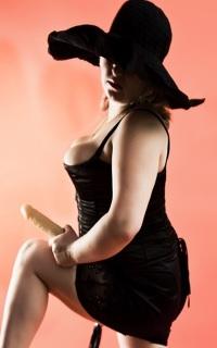 Проститутка Домина Виолетта
